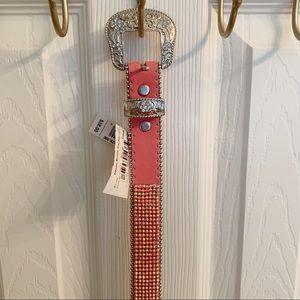 Wrangler Shirts & Tops - NWT Little Girls Wrangler Button Up and Belt!